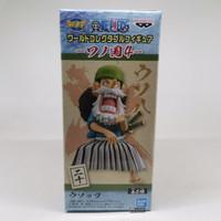WCF One Piece Wano vol. 4 Usopp Original Japver