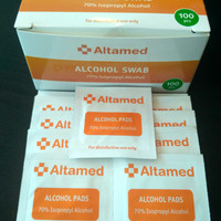 Altamed Alcohol Swabs