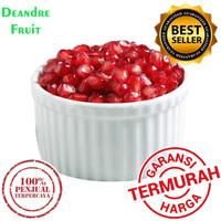 Biji Buah Delima Merah Import 1/2kg GAPERLU RIBET AMBILIN BIJI NYA 1 1
