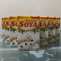 Mama Soya Susu Bubuk Kedelai Plus Daun Katuk - Vanila