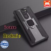 Case Redmi 9 Ringkey New Fusion X casing cover xiaomi Redmi9