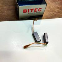 Carbon brush mesin bor BITEC Arang drill sds plus spul CB HM2-24 skul