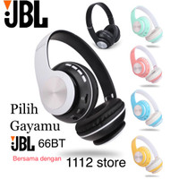 JBL 66BT - Headphone Extra BASS JBL 66 BT - headphone bluetooth v 5