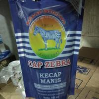 Kecap zebra reffil 550ml