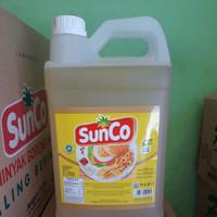 Minyak Goreng Sunco 5 Liter Jerigen