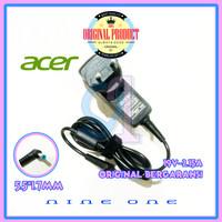 Charger Adaptor Netbook Laptop Acer Aspireone 532 531 255 256 Original