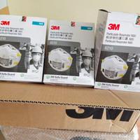 Masker 3M N95 8210 Original 1box 20pcs 8210 3M N95 8210 masker 3m n95