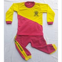 Seragam Kaos Olahraga Anak Paud TK KB RA BIAS PLAY GROUP (PANJANG)