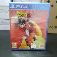 Kaset BD PS4 Judul Dragon Ball Z Kakarot region 2