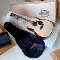 Gitar akustik string yamaha F310 original plus softcase