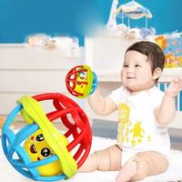 Mainan Kerincingan Bola Globe