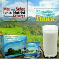 Skygoat Susu Kambing Bubuk | Etawa Rasa Original