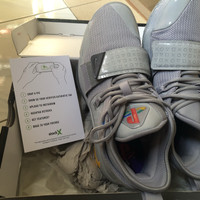 WTS Nike PG (Paul George) 2.5 Playstation (Grey)