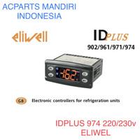 thermostat eliwell 974 digital IDplus 974