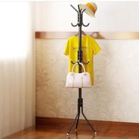 KR Stand Hanger Multifunction Portable 9 Hook