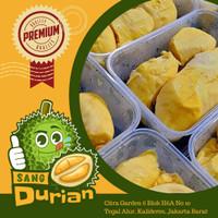 Ter Enak Sang Durian Montong Palu / Durian Kupas Monthong Palu 500Gram