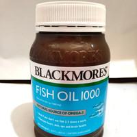 Blackmores australia Fish Oil 1000mg 200capsules