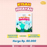 Buku Cerita Anak Islam 10 Kisah Hidayah Shahabiyah