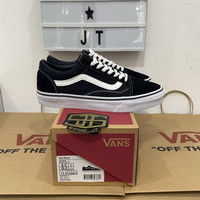 Vans Oldskool Black White Original DT / Vans Old Skool Premium 1:1 - 43
