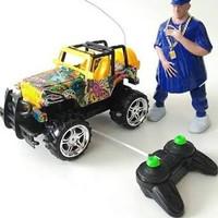 Mainan Mobil Remote Control Despacito Music