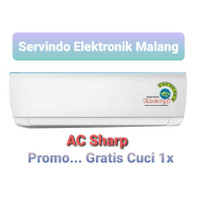 ac sharp 1.5 pk AH-A12UCY - Malang