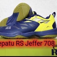 Sepatu Badminton RS Jeffer 708