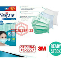 Masker 3M Nexcare Daily Earloop
