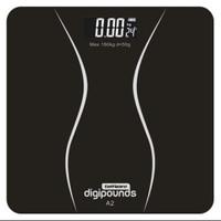 Taffware Timbangan Berat Badan Digital 180kg - A2