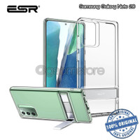 Case Samsung Galaxy Note 20 ESR Metal Kickstand Original - CLEAR