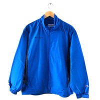 Jaket Champion Outdoor Blue Second
