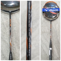 Raket Badminton Mizuno Accel arc 747 original