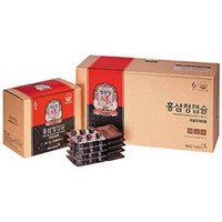 Cheog Kwan Jang Korean Red Ginseng Extract Capsule 600mg x 300 capsule