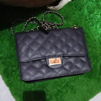 SOLD tas ala chanel double flap