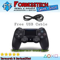 Stick Stik PS4 Original Pabrik Wireless Controller Free USB Charger