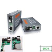 NETLINK HTB-3100 CONVERTER FO to LAN 25KM