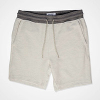 Celana Old Navy Elasticated French Tery Sweatshort Cream Original