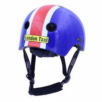 London Taxi Helm Anak Motif Kids Helmet Import
