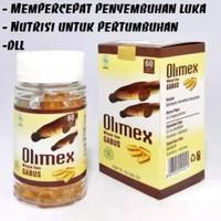 Kapsul Minyak Ikan Gabus | Olimex Original