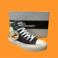Sepatu Warrior Rainbow Grey Original Product