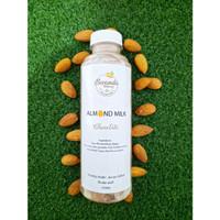 Almond Milk EXTRA Chia seed & Oat / Susu almond 250ml - Chocolate