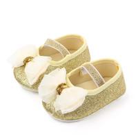 sepatu prewalker bayi anak perempuan model pita