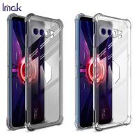Case ASUS ROG Phone 3 IMAK ORIGINAL Shockproof Clear Soft Casing