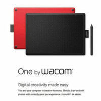 Wacom One by CTL 472 / K0-CX Creative Pen Tablet
