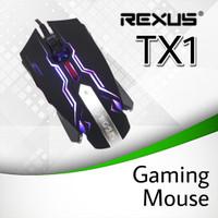 REXUS GAMING MOUSE TX1 - 7 LED 6D