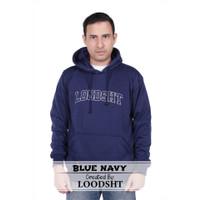 HOODIE / SWEATER ORIGINAL LOODSHT (KODE SHT1) BLUE NAVY