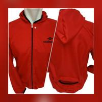 jaket parasut joging/jaket sepeda/jaket olahraga