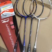 Raket Badminton lining super series SS 2020 original