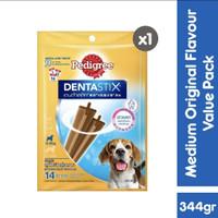 pedigree dentastix medium dogs snack Anjing Sedang