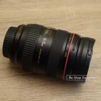 (Be-shop) lensa canon ef 24-70mm L f2.8 Usm fullset