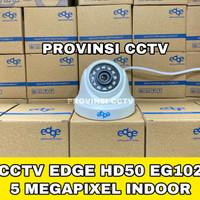 KAMERA CCTV EDGE 5MP 4K 2560P FULL HD / 4 IN 1 DIGITAL / HD50 DOME